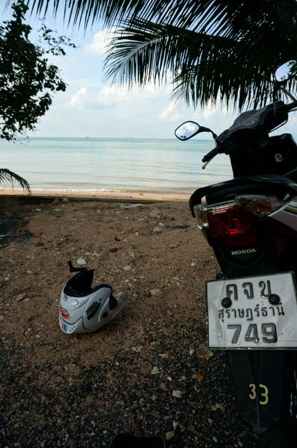 The Way Around the Island