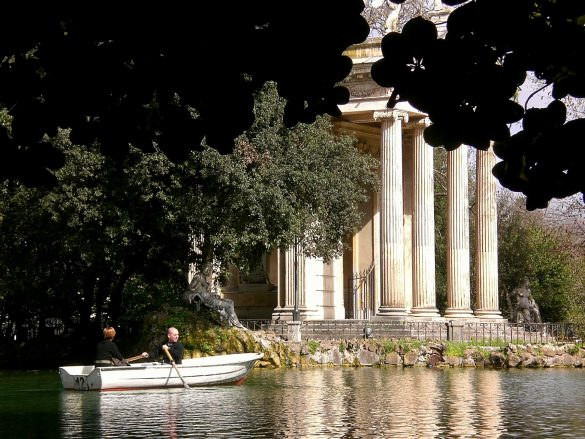 Discovering the Landmarks of Roma