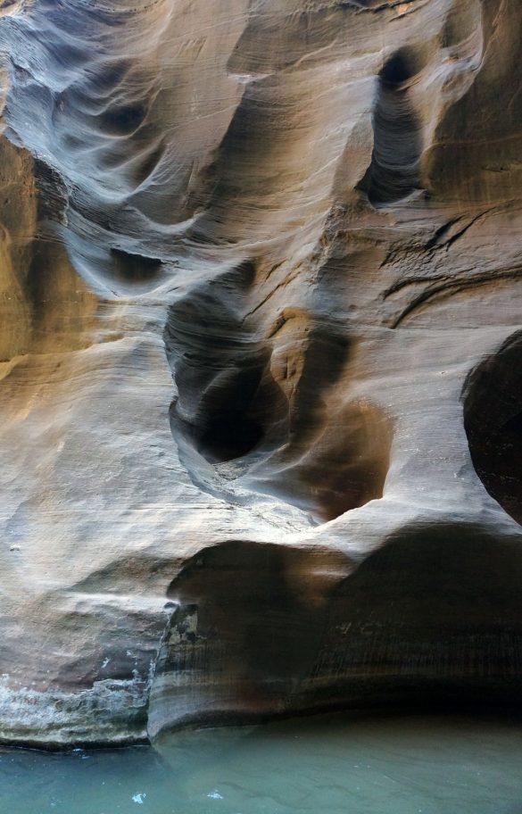 Skirting through the Narrows