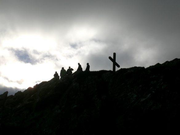 Adventures at Bray Head