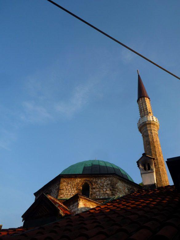 Pathways of Sarajevo