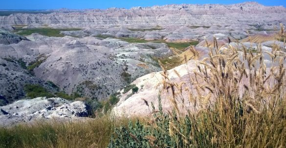 The Starkness of the Badlands