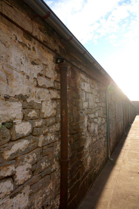 Behind the Walls, Ruins and Shadow