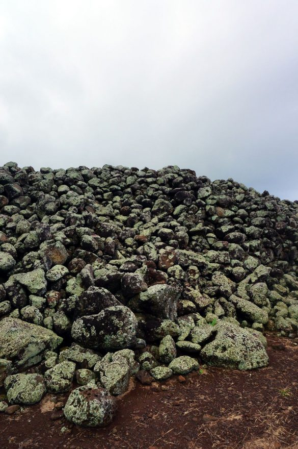 A Windswept Heiau of Worship and Sacrifice