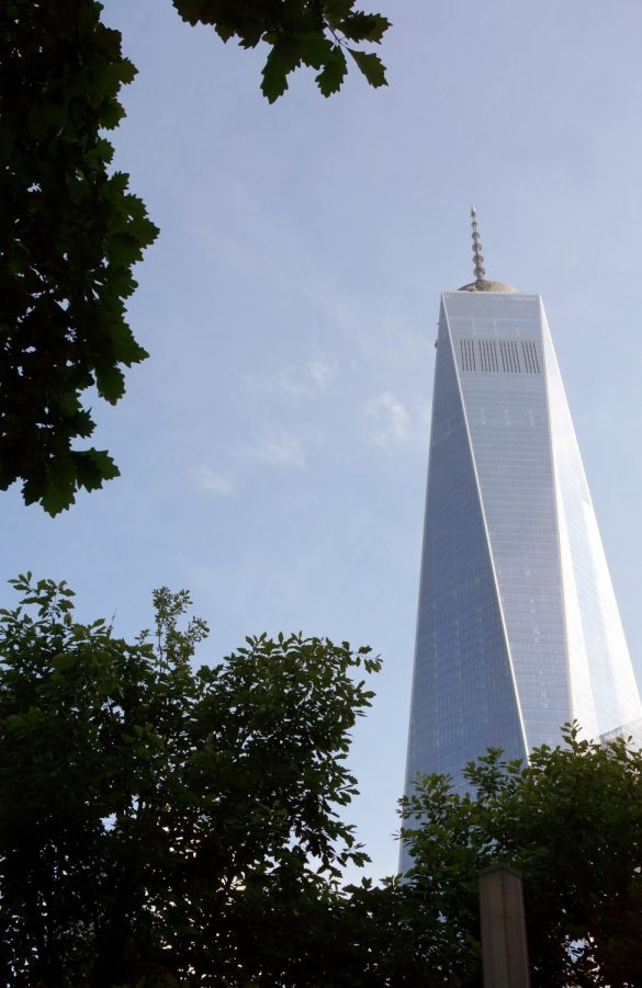 An Ode to the Fallen Towers