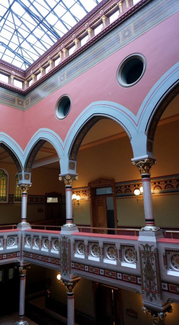 Art Deco in the Capitol