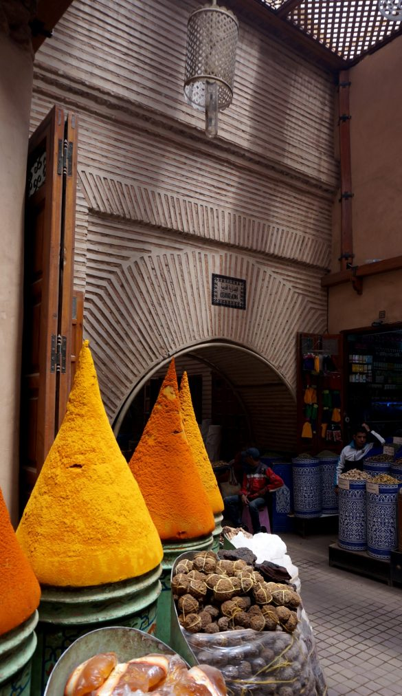 In and Out of the Souks