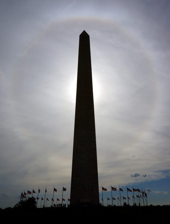 Monument Tour by Sun and Moon