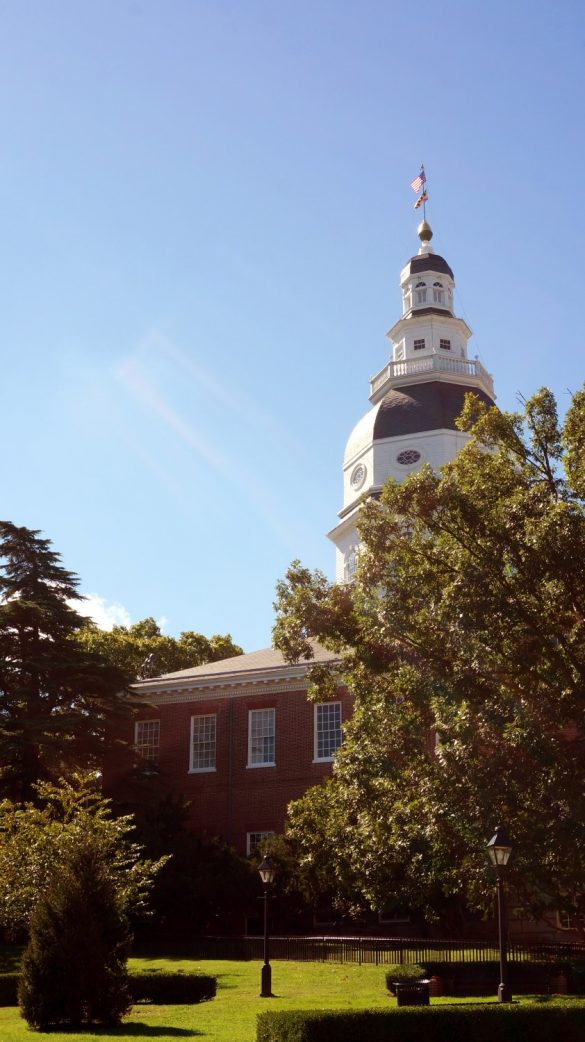 An Afternoon in Annapolis