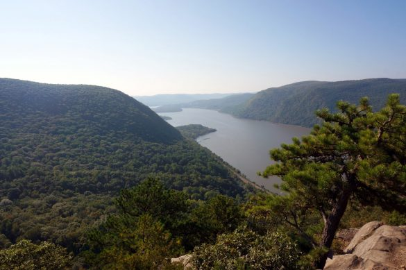 Quick Morning Jaunt up Breakneck