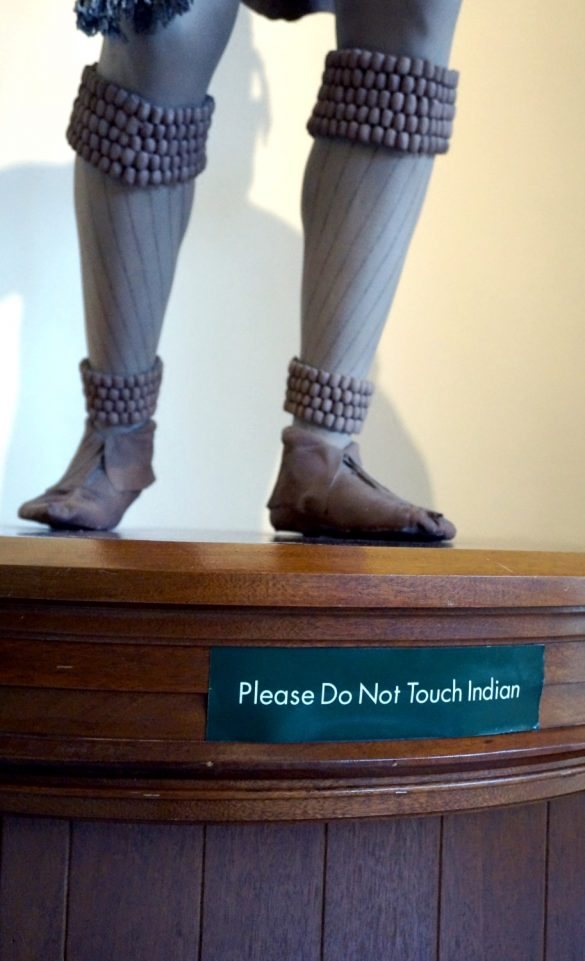 Please Do Not Touch