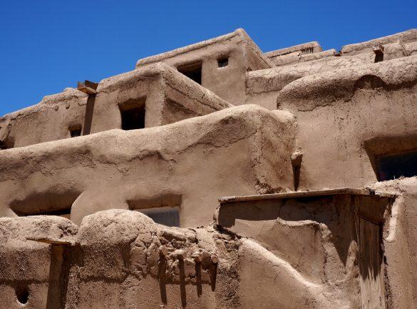 Past and Future in the Pueblo