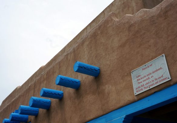 Adobe Walls of Taos