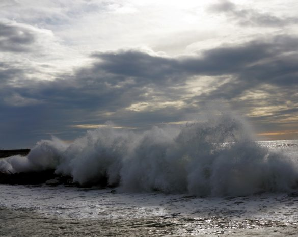 Epic Waves in Liguria