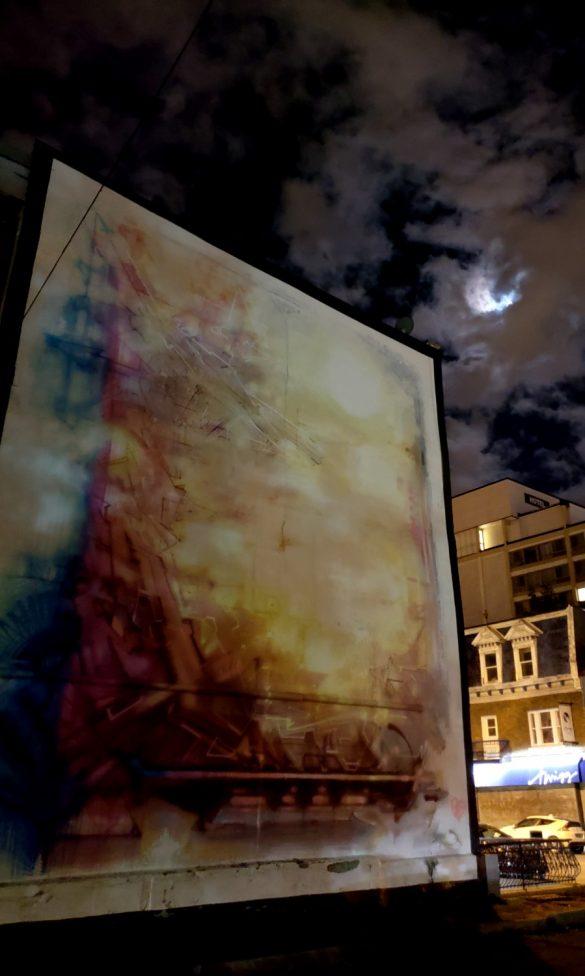 Art in, around, under the City